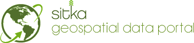 sitka geospatial data portal